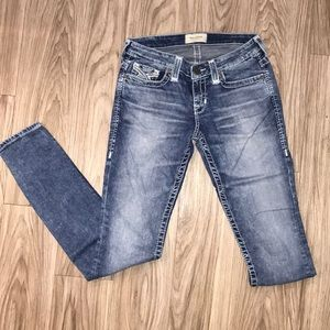 Big star skinny jeans LONG